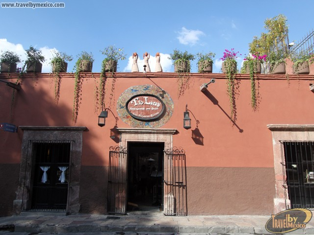To Lucas Steaks and International  San Miguel de Allende
