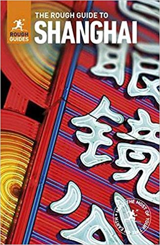 Rough Guide Shanghai guide book