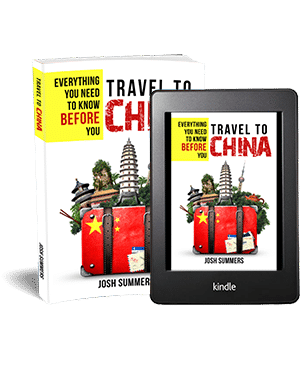 China travel handbook for first-time travelers to China, available as an ebook and paper back on Amazon!