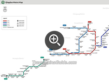 Qingdao Metro: Subway Lines, Stations, Ticket Fare