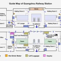 Airport Er Diagram Bass Tracker Wiring Guangzhou Railway Station: Trains Tickets, Maps, To Airport/ Hong Kong