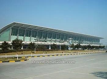 Xi An Xianyang International Airport Xiy Terminal Arrival