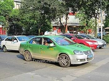 Chengdu Transportation By Flight Train Bus Metro Taxi
