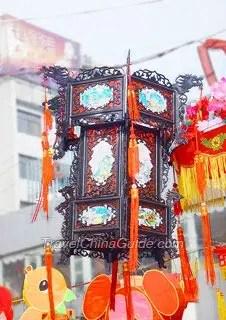 chinese lanterns history types