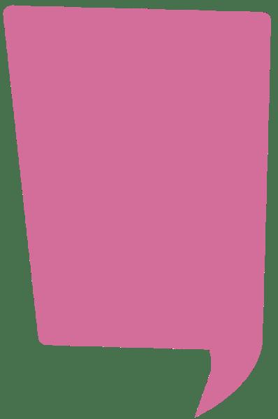 rosa-pratbubbla