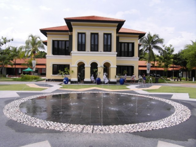 Singapore tourist attractions- Malay Heritage Centre
