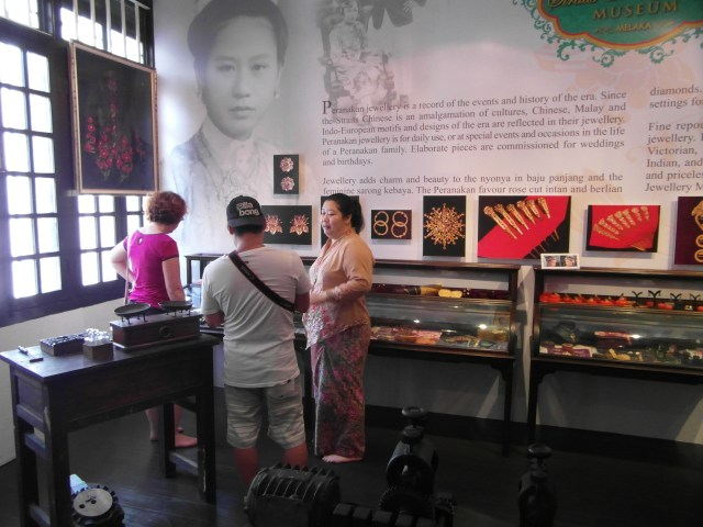 Malacca Attractions - Straits Chinese Jewelry Museum Malacca
