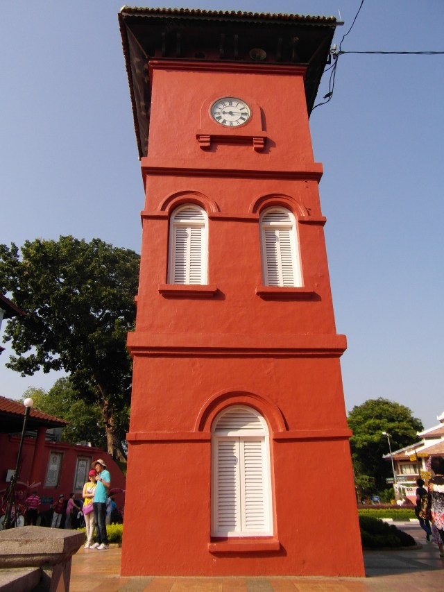 Malacca top 10 Attractions - Tan Beng Swee Clock Tower