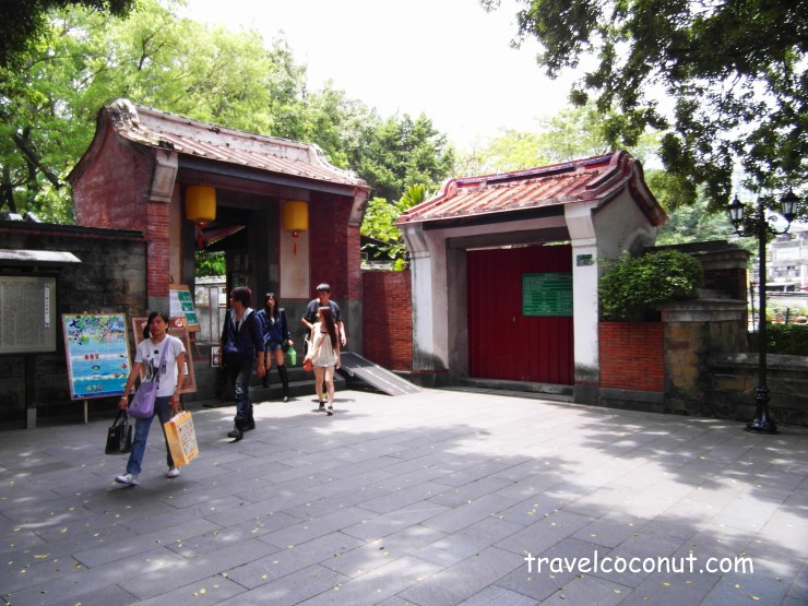 Taipei Attractions: Lin Family Mansion And Garden
