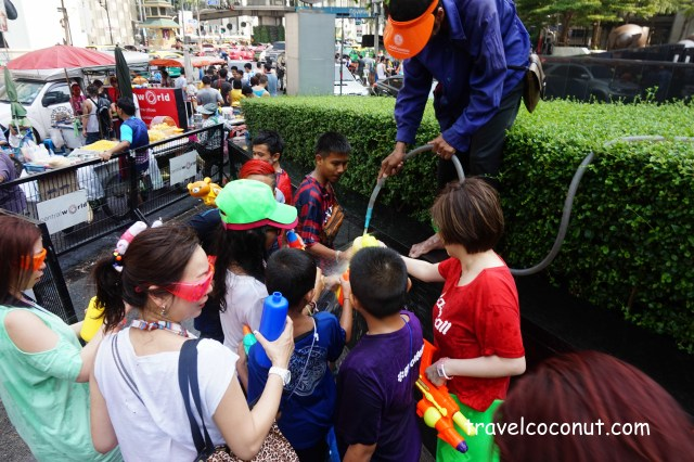 Places To Celebrate Songkran Festival
