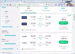 Frankfurt to Athens flights : Skyscanner Athens to Frankfurt flights