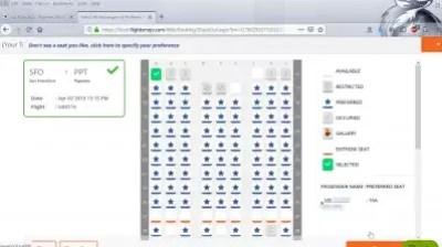How is flightmojo flight booking? Flights Mojo reviews : Seat preference selection