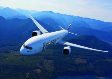 Emirates Flight Training Academy i Boeing