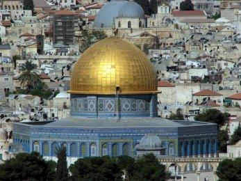 Ziemia Święta. Z wizytą w Betlejem, Jerozolimie, Tel Awiwie, Hajfie
