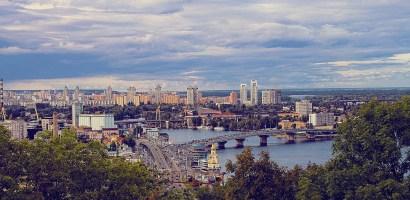 Ukraina, poznajemy Kijów