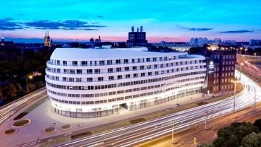 DoubleTree by Hilton – najlepszy nowy hotel w Polsce