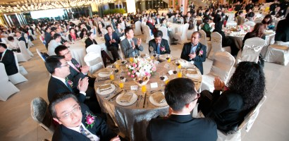 Ceremonia otwarcia IT&CM China 2017 odbędzie się w Shanghai Mariott Parkview