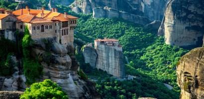 Cuda natury na greckich wyspach