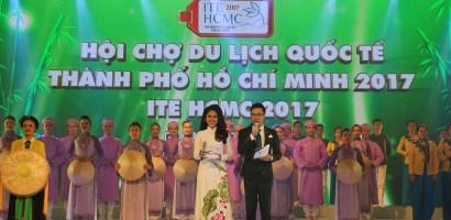 Wietnam, uroczyste otwarcie XIII międzynarodowych targów turystycznych ITE HCMC w Ho Chi Minch