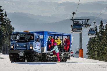 Nowości narciarskie w Czechach w sezonie 2017/2018