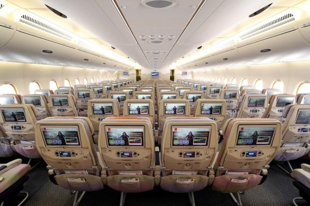 Emirates wyróżnione za najlepszy system rozrywki pokładowej w plebiscycie APEX Passenger Choice Awards 2017