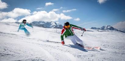 W Dolomitach startuje sezon zimowy