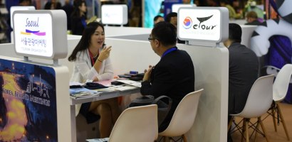 Seoul Tourism Organization (STO) Ties The Knot To Exhibit Independently This IT&CMA 2018