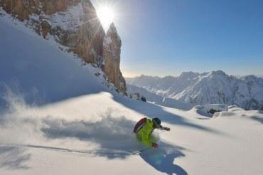 Start sezonu zimowego w austriackim Ischgl