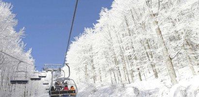 Zima w Emilia Romagna, Włochy