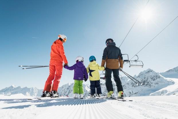 Zimowe atrakcje dla rodzin w Dolinie Stubai