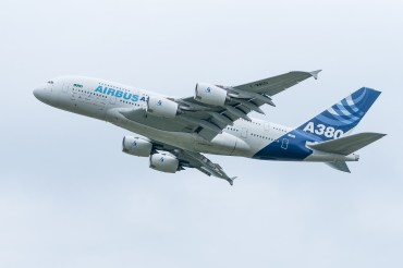 Airbus zaprzestaje produkcji A380