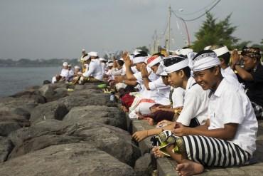 Nyepi – Święto ciszy, podczas którego zamiera całe Bali