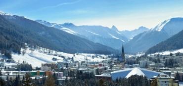Zaczarowane góry Davos