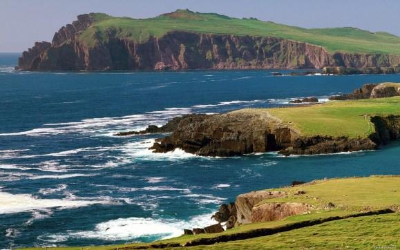 Szmaragdowa Irlandia