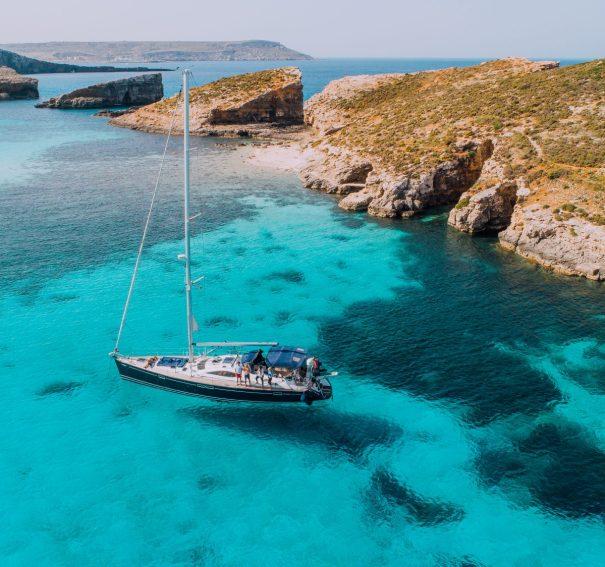 Malta, 10 najlepszych miejsc na odpoczynek nad morzem