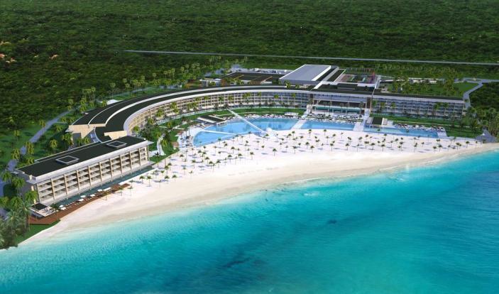 Nowy karaibski kurort dla tylko dla dorosłych w Meksyku