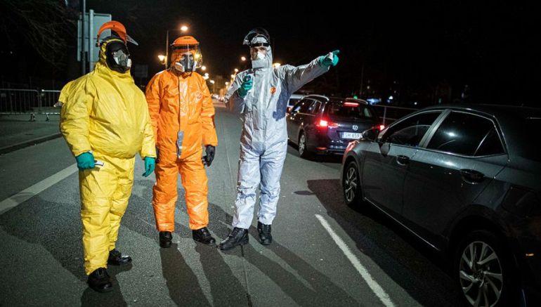 Wprowadzono stan epidemii w Polsce. Zaostrzenie rygoru