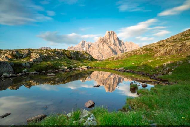 Cimon della Pala – Matterhorn Dolomitów