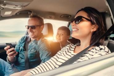 Jak rodzice zachęcają dzieci do wspólnej podróży?