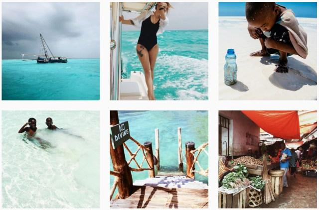Instagram Zanzibar @nazyxo