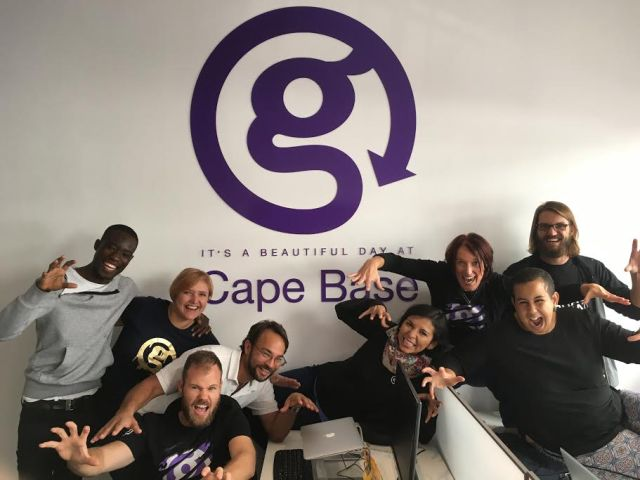 The G Cape Town Team