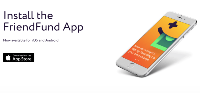 FriendFund Group Travel App