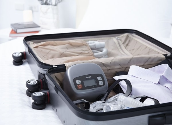 APEX XT Auto CPAP Machine Travel Friendly