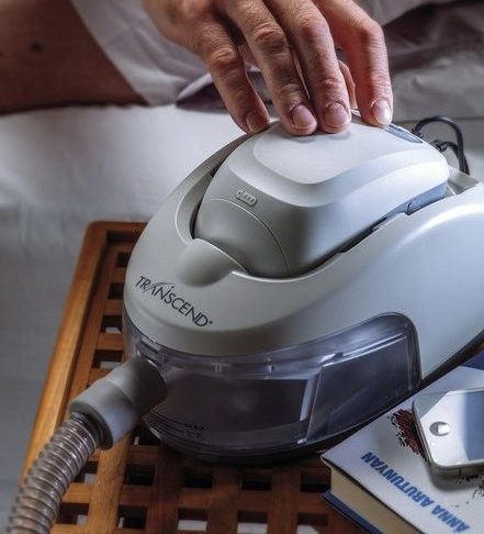 Best Travel CPAP With Humidifier - Transcend II Travel CPAP