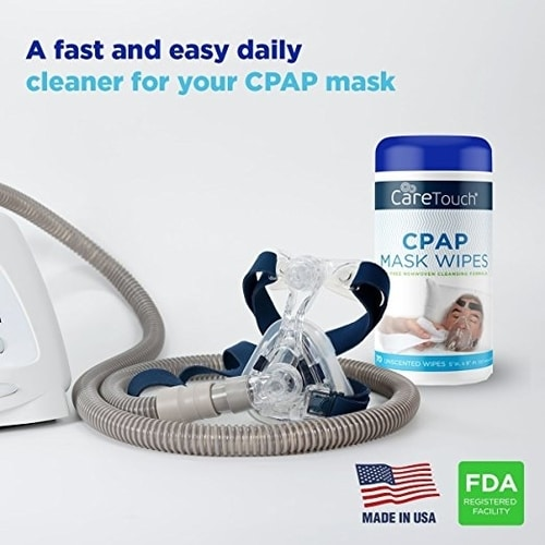 How To Clean A CPAP Machine - Use Specific CPAP Wipes