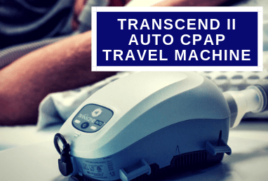 Transcend II Auto CPAP Travel Machine