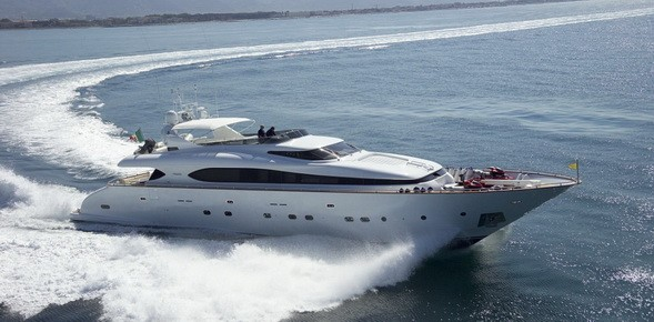 New Charter Yacht Announced By Asia Pacific Superyachts