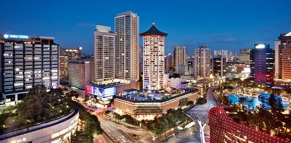 Singapore Marriott Tang Plaza Hotel Unveils A Brand New