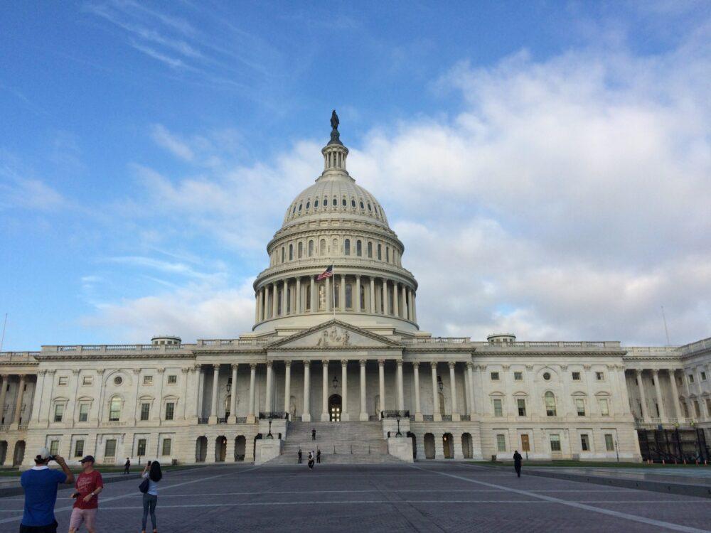合衆国議会議事堂イーストフロント