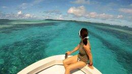Tauchen vor Mikronesien